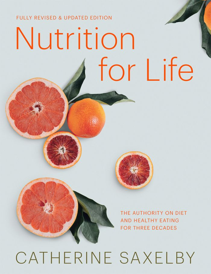Catherine Saxelby's Nutrition for Life 2020