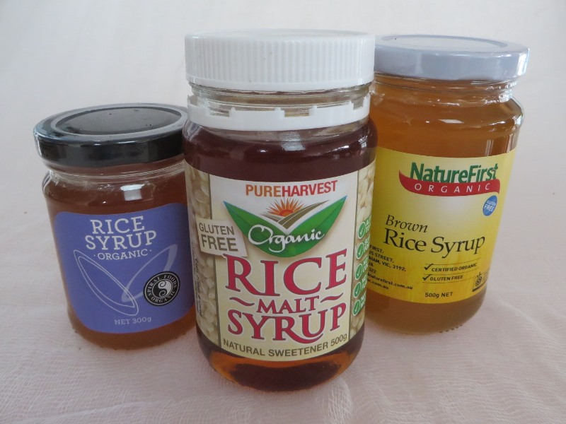 Product Snapshot: Rice Malt Syrup - Catherine Saxelby's