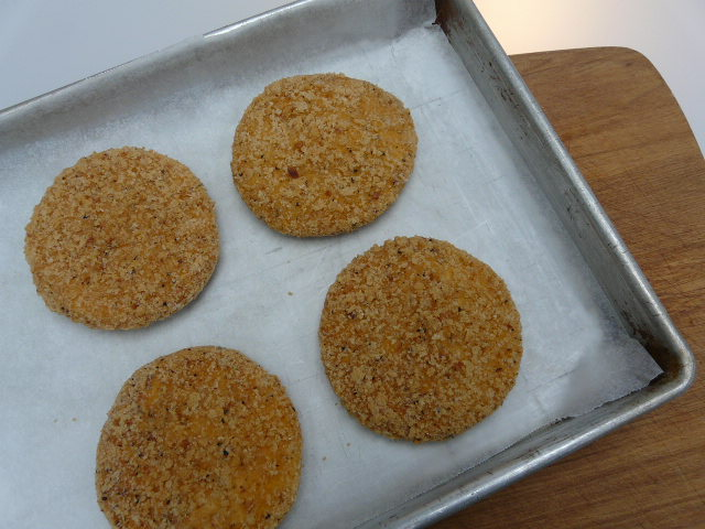 quorn burgers ready to cook