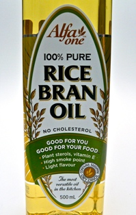 Product review: Rice Bran Oil - Catherine Saxelby's Foodwatch
