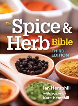 Spice Herb Bible 3rdEd Cover
