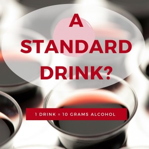 What's a standard drink