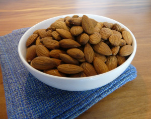 Product review: activated almonds