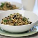 Ancient grains salad