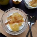 3-Ingredient Apple Dessert
