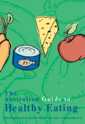 Australian Guide to Healthy Eating 1993