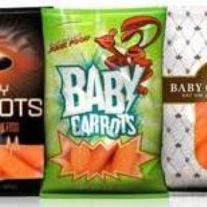 Selling carrots like junk food