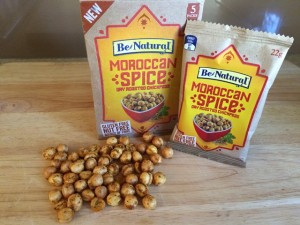 Product Snapshot: Be Natural Moroccan Spice Dry Roasted Chickpeas