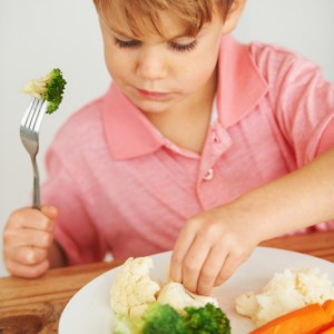 Q. How do I get my kids to eat vegetables?