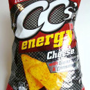 Product Review: CC'S Cheese Energy Flavoured Corn Chips (with Guarana & Ginseng)