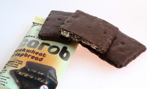 Q.  Is carob better for you than chocolate?
