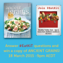 EatKit Mar 2015 - Grains: gluten-free and ancient
