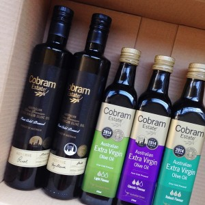 Product Snapshot: Cobram Extra-Virgin Olive Oils