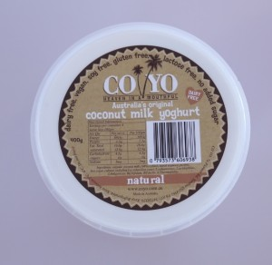 Product Review: COYO coconut yoghurt alternative