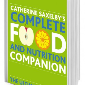 New from Catherine Saxelby