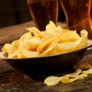 8 salty snacks and why they're a danger to your waistline - a visual guide