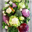 Q: Can I eat cruciferous vegetables (e.g. cabbage, kale, cauliflower, broccoli) if I've had my thyroid removed OR are taking thyroxin tablets?