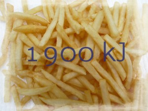 """Kilojoules and fast food – the """"in-your-face"""" facts"""