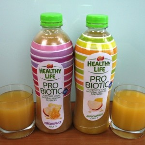 Product Review: Golden Circle Probiotic Juice