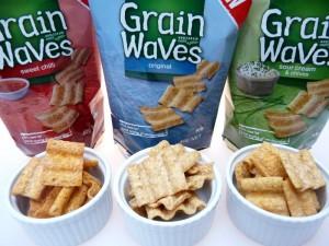 Product review: Grainwaves vs potato crisps