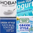 Q. What is the difference between Greek yoghurt and natural yoghurt?