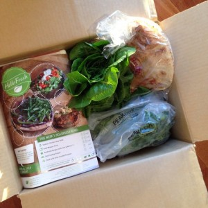 Product Review: HelloFresh Meals