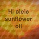 Q: What is Hi-oleic sunflower oil?