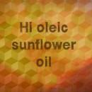 Q: What is Hi-oleic sunflower oil?