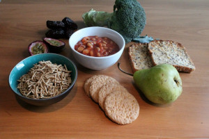 Q.  My family has a history of bowel cancer. Should I be eating more fibre?
