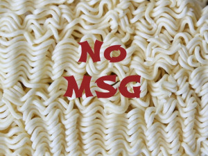 Q. Some foods are labelled 'no MSG'. What does MSG stand for and is it bad for our health?
