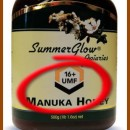 Medical honey or Manuka honey