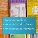 Q. What do 'no preservatives, no artificial colours and no artificial flavours'  really mean?