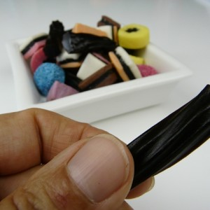 Q.  Do liquorice strips have a laxative effect?