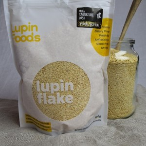 Product Review: A closer look at Lupin Foods' Lupin Flakes