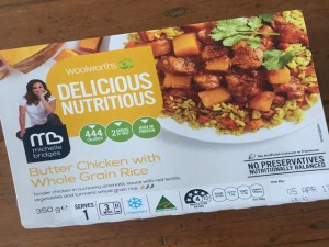 Product Review: Delicious Nutritious Ready Meals