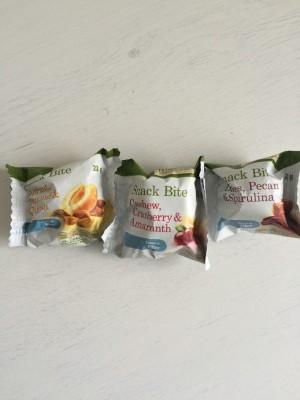 Product Snapshot: Macro Snack Bites