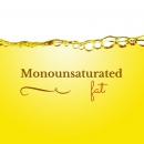 Q. I'm confused. I know what polyunsaturated means, but what's monounsaturated?