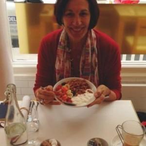 My brunch at Ottolenghi's NOPI Restaurant in Soho, London