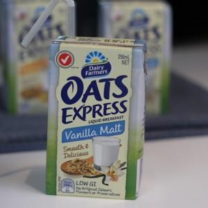 Product Review: Oats Express Liquid Breakfast