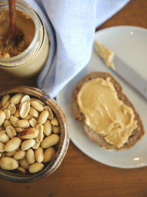 Q. What's better - nuts eaten whole or as spread?
