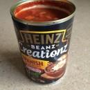 Product Snapshot: Heinz Beanz Creationz Spanish Style Beanz Flavoured with Chorizo