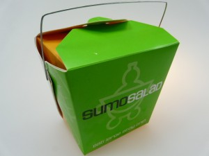 Product review:  SumoSalad – A healthy fast food lunch option?
