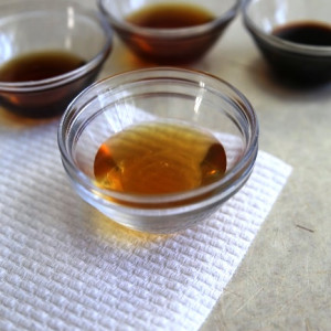 Honey, agave and syrups