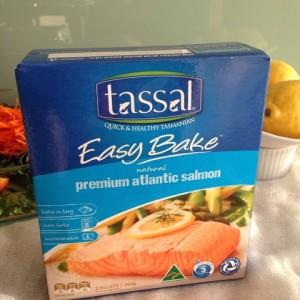 Product Snapshot: Tassal Easy Bake Atlantic salmon fillets