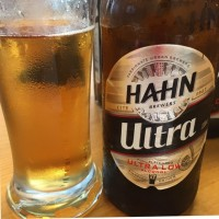 Product Snapshot:  Hahn Ultra beer