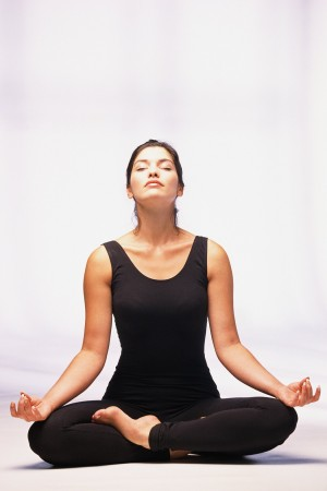 The mindfulness of yoga can promote weight loss