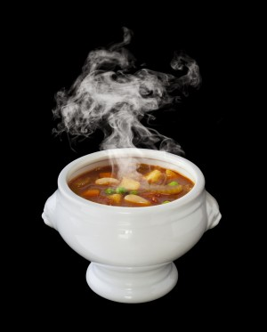 May 2019 Foodwatch Newsletter - Superior Soups, book deals and more...