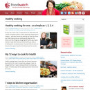 Welcome to our new Foodwatch website