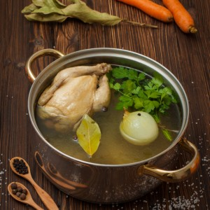 How to make your own soup stock and bone broth