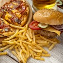 Huge portions of junk food - the 7 worst culprits